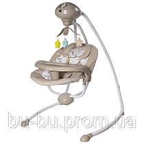 Колиска-гойдалка CARRELLO Fantasia CRL-7503 Fall Beige /1/
