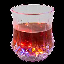 Стакан с подсветкой FLASH COLOR CUP - LED стакан светящийся, фото 3