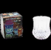 Стакан с подсветкой FLASH COLOR CUP - LED стакан светящийся, фото 2