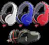 Наушники с микрофоном Ditmo DM-2550 Синие - проводные наушники для компьютера, ноутбука, фото 6