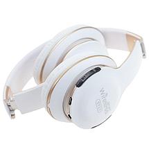 Беспроводные наушники JBL ST-17 - складные Bluetooth наушники с аккумулятором, MP3 плеером и FM радио Реплика, фото 2