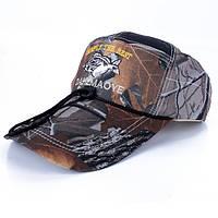 Оригинальная кепка для рыбалки и охоты. Высокое качество. Универсальная кепка. Военная кепка. Код: КД31