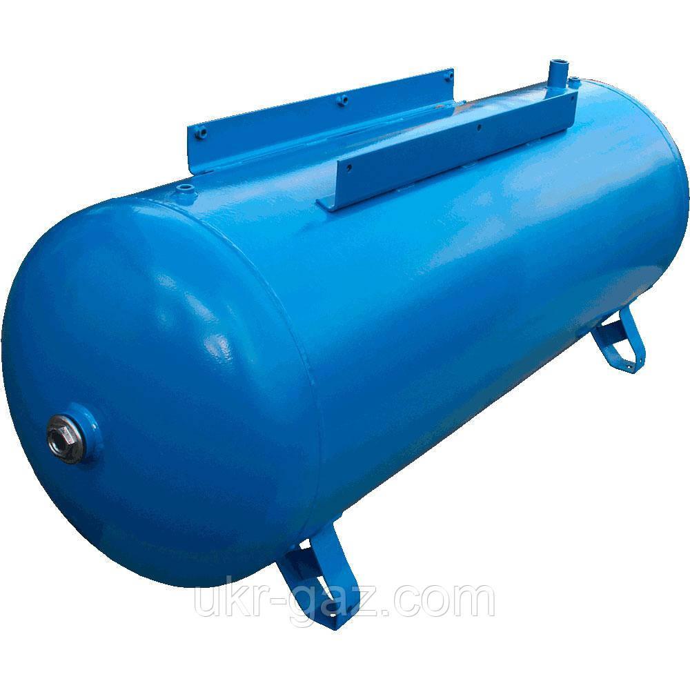Ресивер для стисненого повітря (10 бар) 50 літрів