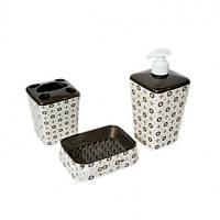 Набір аксесуарів для ванної Elif Louis Vuitton 392-25