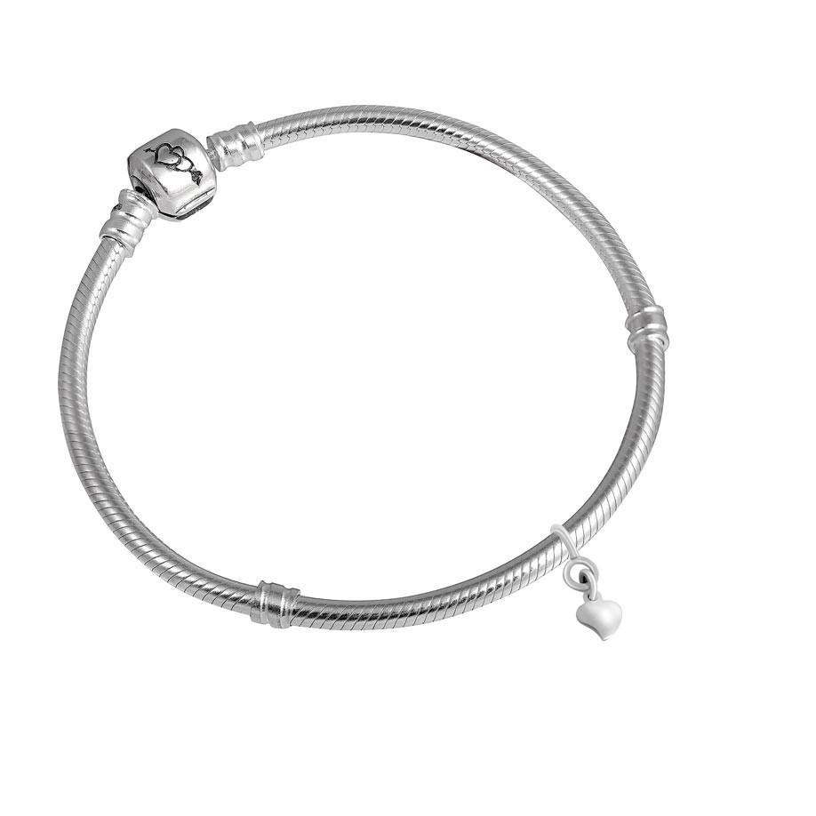 Серебряный браслет в стиле Pandora Silvex 925 701/20