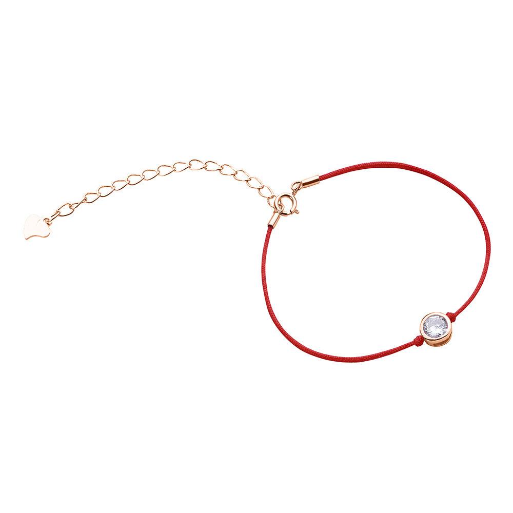 Красная нить Silvex 925 Б3КФ/904