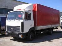 Грузоперевозки 10-ти тонными автомобилями по Львовской области