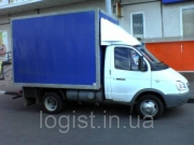 Вантажоперевезення по Львівській області-Газелями