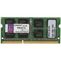 Модуль памяти SoDIMM DDR3 8GB 1600 MHz Kingston (KVR16S11/8)