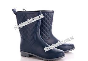 "Сапоги женские YQ913 синий (6 пар р.36-41) ""Class Shoes"" 2P/SL-3421"