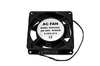 Вентилятор обдува (кулер) для холодильника, AC FAN 93* 93*26 (220V.)