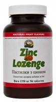 Цинк (Zinc Lozenge)  NSP - Пастилки с цинком, витамином С, солодкой.