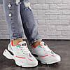 Женские кроссовки Fashion Caruso 1611 36 размер 23 см Белый, фото 4