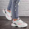 Женские кроссовки Fashion Caruso 1611 36 размер 23 см Белый, фото 3
