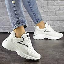 Женские кроссовки Fashion Cora 1502 36 размер 23 см Белый 38, фото 2