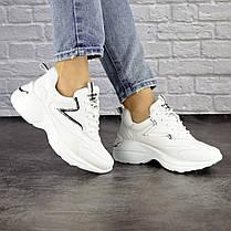 Женские кроссовки Fashion Cora 1502 36 размер 23 см Белый 38, фото 3