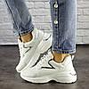 Жіночі кросівки Fashion Cora 1502 36 розмір 23 см Білий 38, фото 3