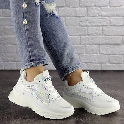 Женские кроссовки Fashion Destiny 1615 36 размер 23 см Белый, фото 2