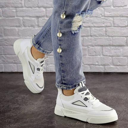 Жіночі кросівки Fashion Dusty 1616 38 розмір 23 см Білий 39, фото 2