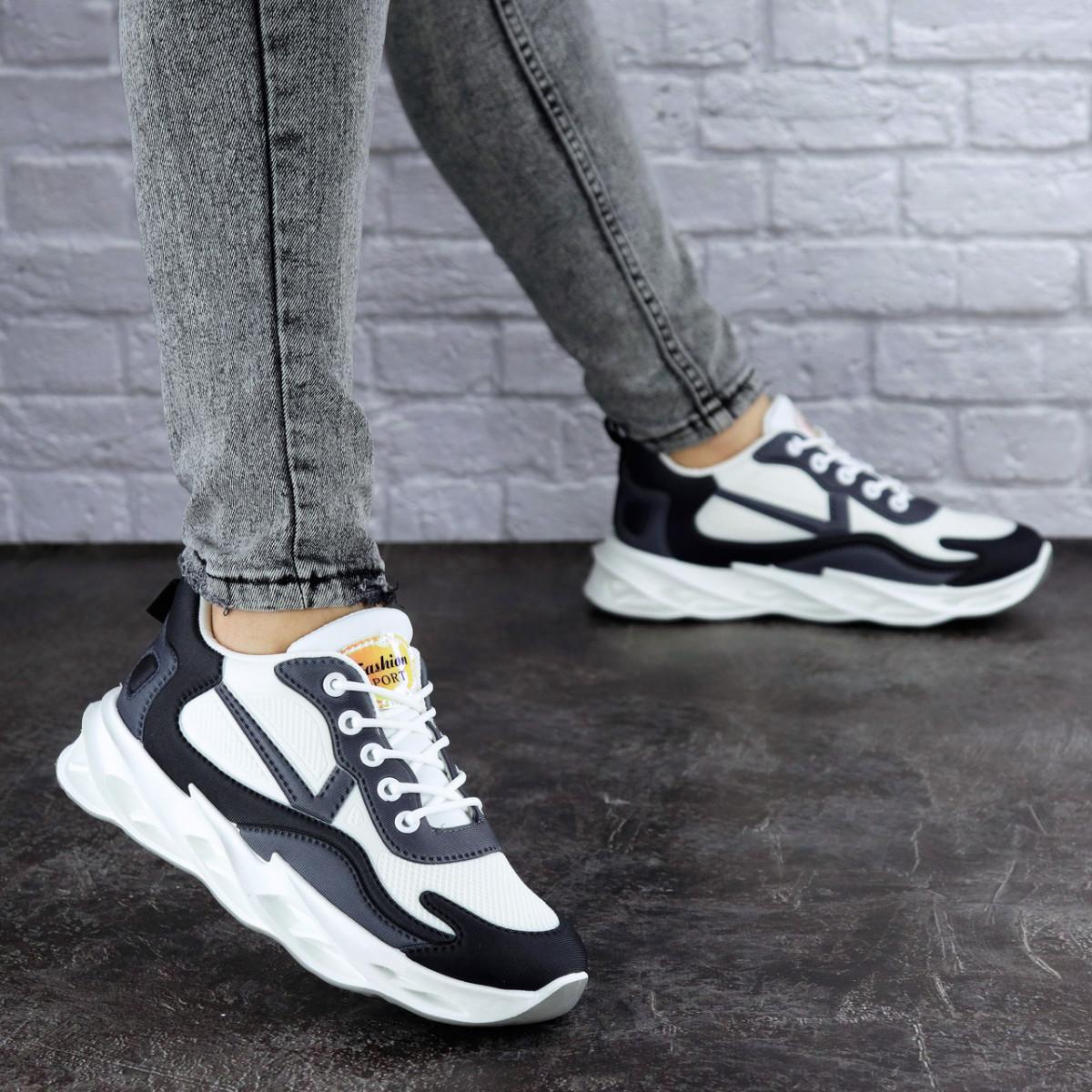 Жіночі кросівки Fashion Emily 1794 38 розмір 23,5 см Білий