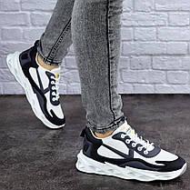 Жіночі кросівки Fashion Emily 1794 38 розмір 23,5 см Білий, фото 2