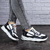 Жіночі кросівки Fashion Emily 1794 38 розмір 23,5 см Білий, фото 3
