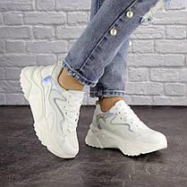 Женские кроссовки Fashion Freeway 1619 36 размер 23 см Белый, фото 2
