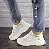 Женские кроссовки Fashion Freeway 1619 36 размер 23 см Белый, фото 3