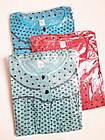 Ночные рубашки женские баталы хлопок р.58,60,62,64. От 4шт по 97грн, фото 3