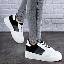 Жіночі стильні кросівки Fashion Rory 1169 36 розмір 23 см Білий, фото 2
