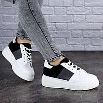 Женские стильные кроссовки Fashion Rory 1169 36 размер 23 см Белый, фото 3