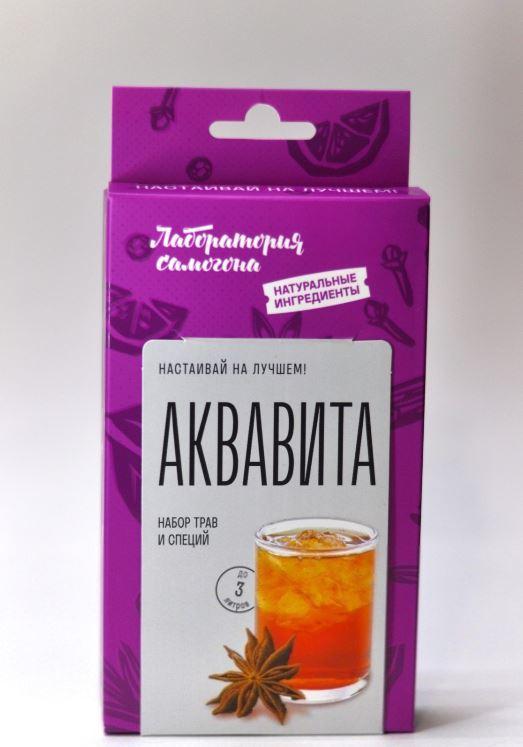 """Набор для настаивания """"Аквавита"""" на 1 литр напитка"""