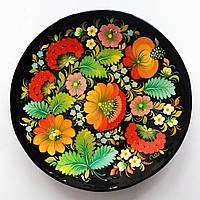 Тарелка с петриковской росписью, фото 1