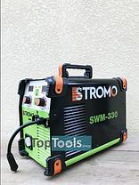 Сварочный инверторный полуавтомат STROMO SWМ-330 (ЕВРОРУКАВ)| Poland Видеообзор., фото 3