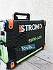 Сварочный инверторный полуавтомат STROMO SWМ-330 (ЕВРОРУКАВ)| Poland Видеообзор., фото 4