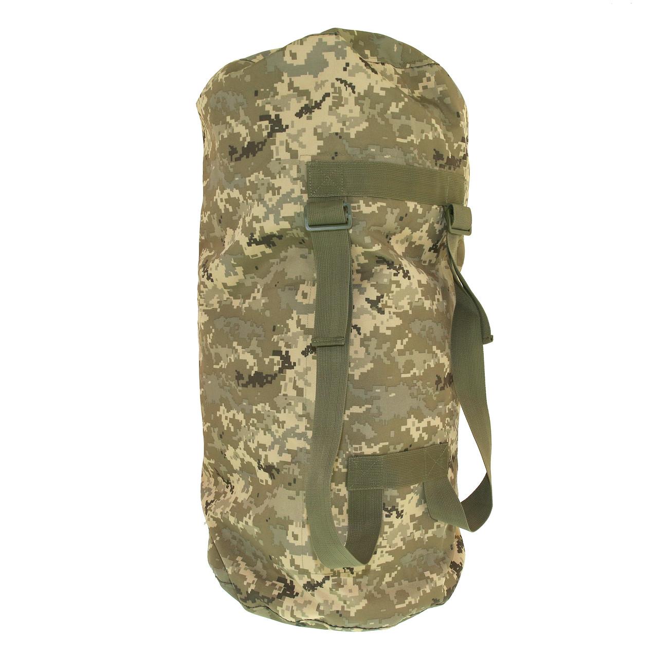Баул армейский из кордуры 105 литров Digital ВСУ 8849