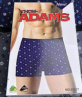 """ЧОЛОВІЧІ БОКСЕРИ БАМБУК І БАВОВНА МАРКА"""" Adams """"АРТ 65027"""