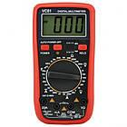 Мультиметр цифровий тестер струмові кліщі вольтметр DT VC 61, фото 2