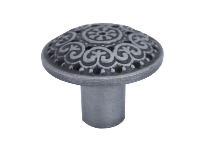 Ручка кнопка Virno Style Ethnics 300 античное железо