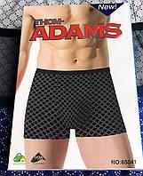 """ЧОЛОВІЧІ БОКСЕРИ БАМБУК І БАВОВНА МАРКА"""" Adams """"АРТ 65041"""