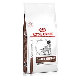 Корм Royal Canin Gastrointestinal Low Fat дієта для собак 1,5 кг