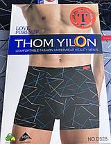 """Чоловічі Боксери Стрейчеві Марка """"THOM YILON"""" Арт.528"""