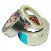 Обладнання Алюмінієва фольга на клейовій основі 20 м * 10 мм