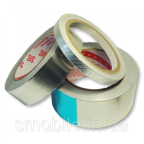 Алюминиевая фольга на клеевой основе 20 м * 50 мм