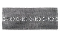 Intertool KT-6006 Сетка абразивная 105*280 мм К60 10 ед.
