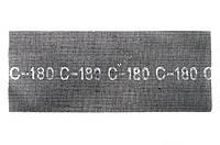 Intertool KT-6008 Сетка абразивная 105*280 мм К80 10 ед.