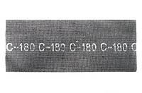 Intertool KT-6018 Сетка абразивная 105*280 мм К180 10 ед.