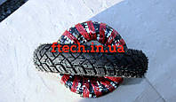 Резина на скутер 3.00-10 шоссейная + камера