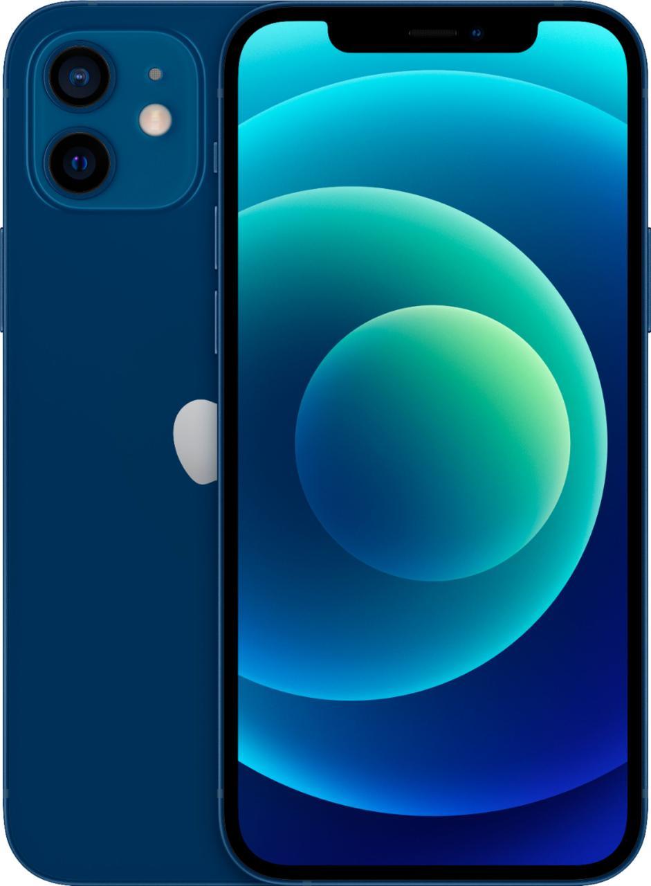 Смартфон Apple iPhone 12 128GB Blue Slim box