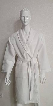 Халат мужской Maison D'or Brise APE White XL